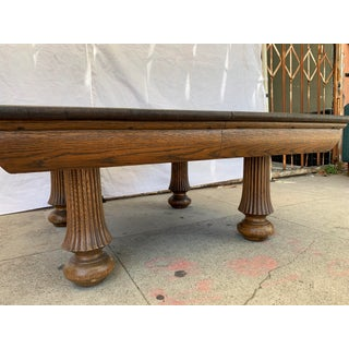 Vintage Mission Oak Coffee Table Preview