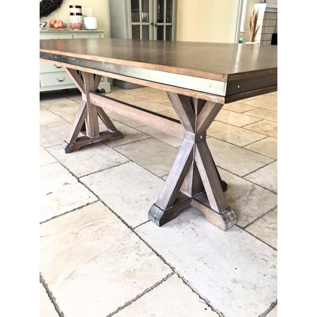 Urban Home Bristol Rectangle Dining Table - Image 6 of 6