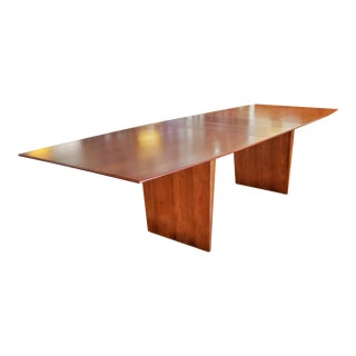Extendable Dining Table by Edward Wormley for Dunbar, 1954 For Sale