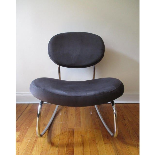 Modern Rocking Chair - Image 8 of 10