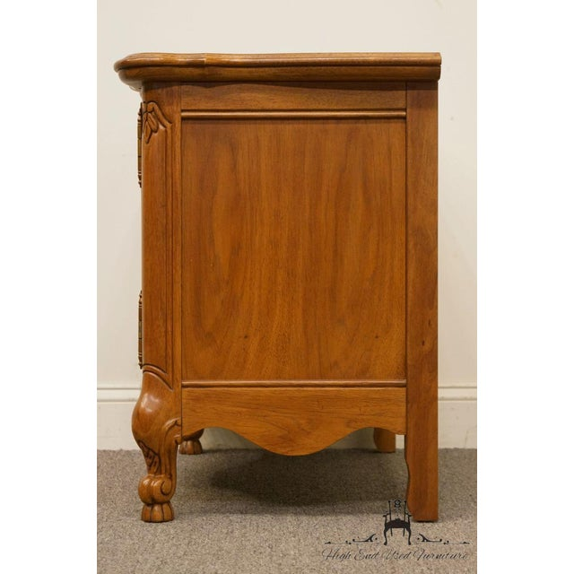 """Lexington Furniture Chateau Latour Collection French Country 30"""" Nightstand For Sale - Image 11 of 13"""