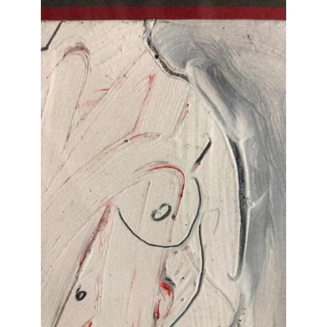 1960s Jack Hooper 1962 Female Nude Painting For Sale - Image 5 of 8