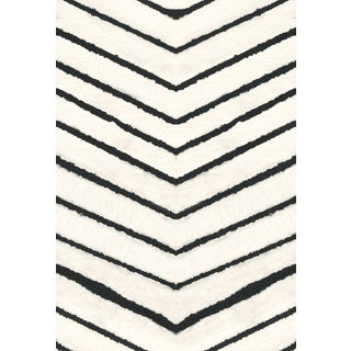 Boho Chic Zig Zag Large Wallpaper For Sale