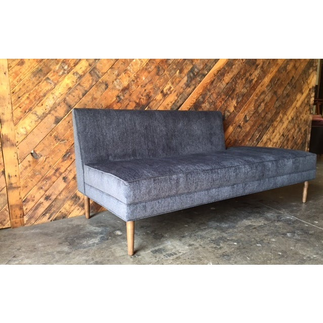 Mid-Century Style Custom Day Bed or Sofa - Image 5 of 8