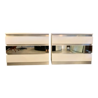 Pair Vintage Rougier Dressers For Sale
