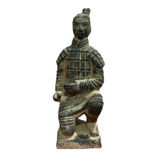 Kneeling Terracotta Warrior Statue For Sale