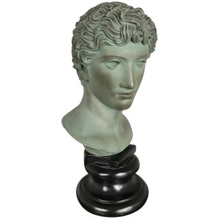 20th Century Bust of Apollo For Sale