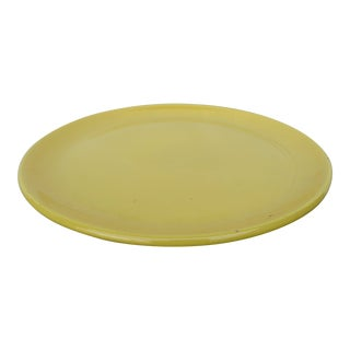 Poppytrail Yellow Serving Plate For Sale