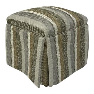 Century Furniture Dorothy Ottoman For Sale