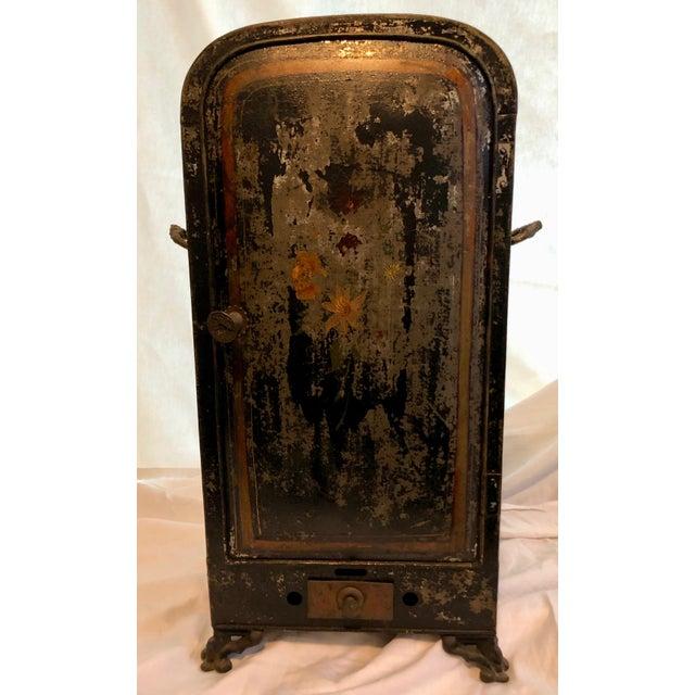 Metal 19th Century Victorian Era Pie Safe For Sale - Image 7 of 7