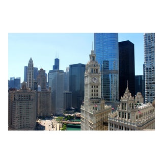 """""""Chicago From Atop the Tribune Building"""" Photograph For Sale"""