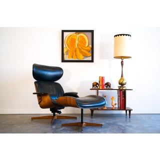 1960s Vintage George Mulhauser for Plycraft Mr. Chair & Ottoman Preview