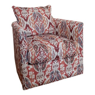Modern Taylor King Swivel Chair For Sale