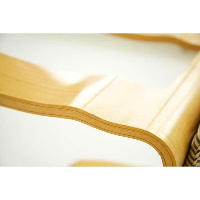 Tan Pair of Robert Venturi Empire Chairs For Sale - Image 8 of 10