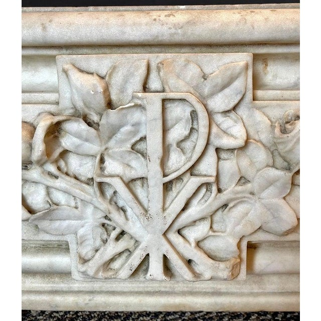 19th Century Marble Planter or Jardinière For Sale - Image 10 of 13