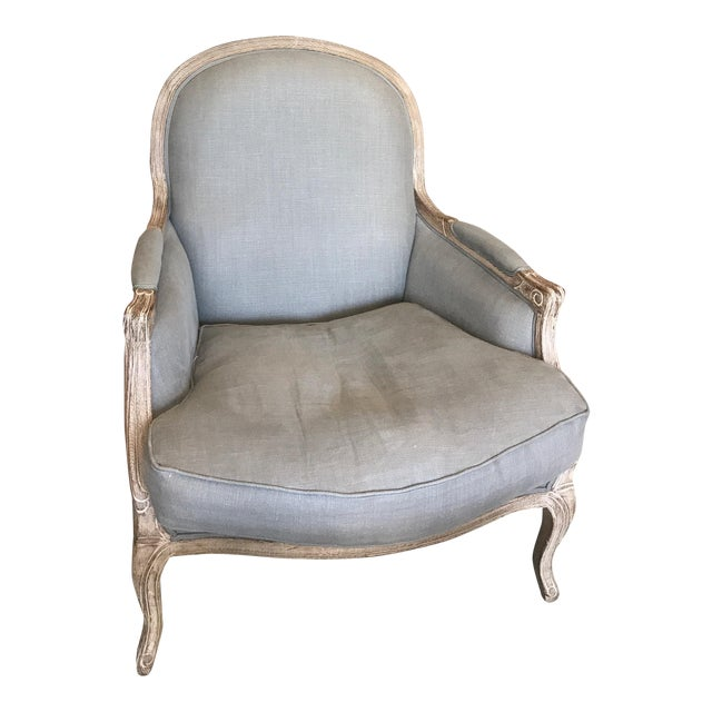 Restoration Hardware Lyon Chair For Sale