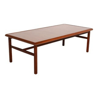 Paul McCobb Walnut Coffee Table AltaVista Lane Mid Century Modern For Sale