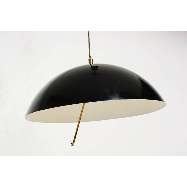 Stilux Milano Hanging Light Fixture For Sale In San Diego - Image 6 of 10