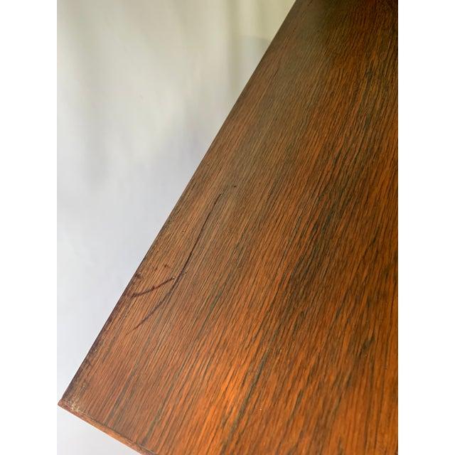 Wood 1960s Mid-Century Modern Arne Hovmand Olsen for Mogens Kold Mobelfabrik Rosewood Secretary Desk For Sale - Image 7 of 13