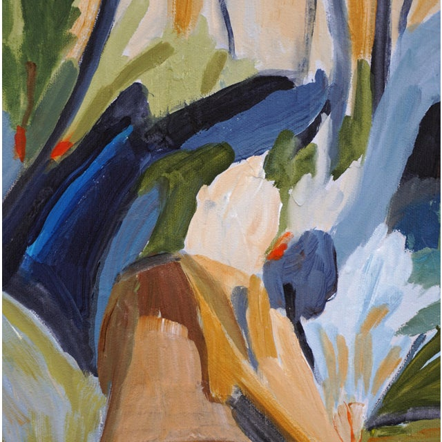 """2020s """"Breath of Fresh Air"""" Painting by Laurie MacMillan For Sale - Image 5 of 7"""