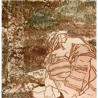 """""""Carla Contemplates"""" by Jacklyn Friedman"""