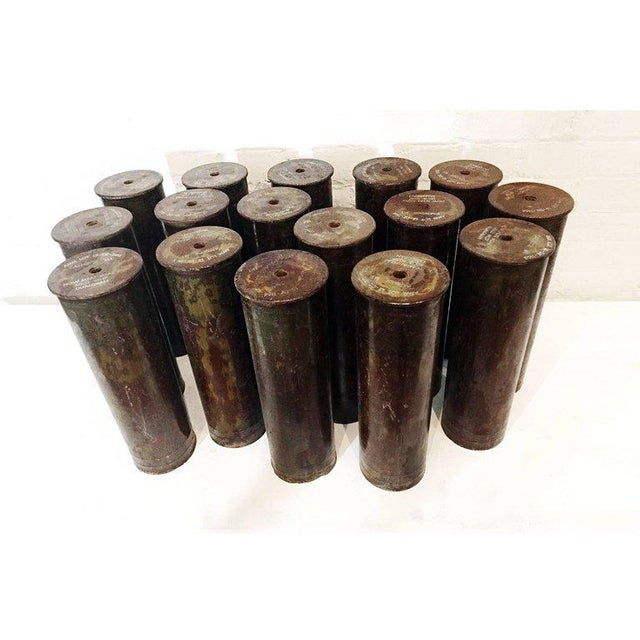 Americana Vietnam Era Howitzer Shell Castings, 1968 For Sale - Image 3 of 7