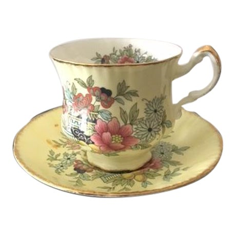 Paragon Bone China Tea Cup and Saucer - Image 1 of 6