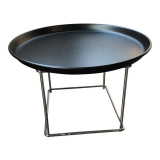 Modern B&b Italia Fat-Fat Round Center Table For Sale
