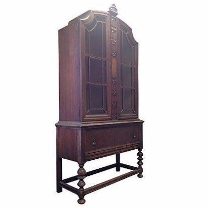 Glass Door China Cabinet - Image 1 of 8