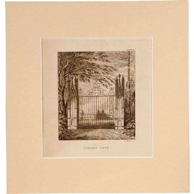 Strawberry Hill Engraving - Set of 3 - Image 3 of 4