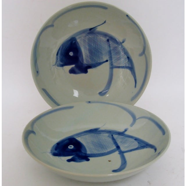 Chinese Porcelain Serving Bowls - A Pair - Image 2 of 5