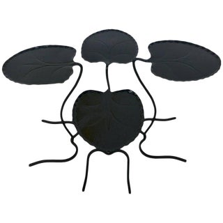 Salterini Lily Pad Nesting Tables - Set of 4