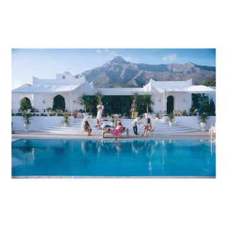 "Original ""El Venero"" Photography Print by Slim Aarons For Sale"