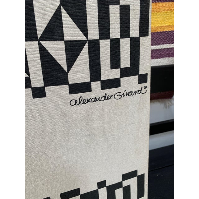 1960s Alexander Girard Textile Art For Sale - Image 5 of 7