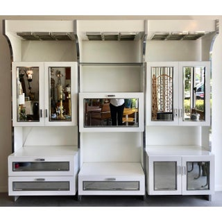 1970's Lighted Wall Unit Preview