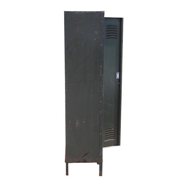 Vintage Metal Lockers For Sale - Image 9 of 10