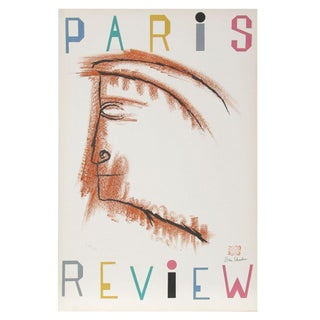 Ben Shahn - Paris Review Lithograph For Sale