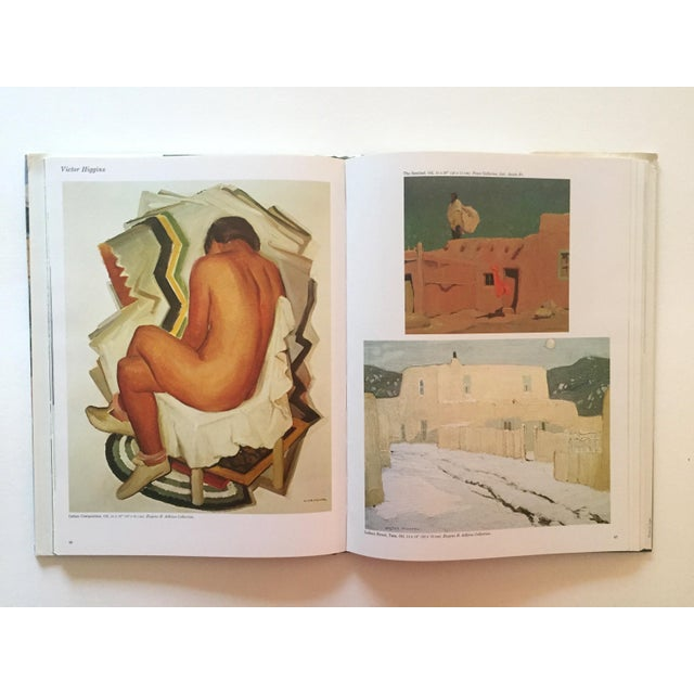 "Vintage ""The Legendary Artists of Taos"" 1st Edition Book For Sale - Image 10 of 11"