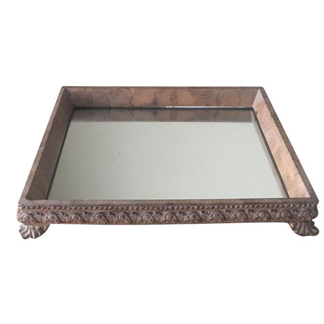 Venetian Style Vanity Mirror - Image 1 of 3