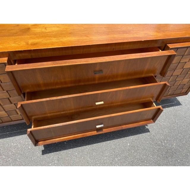 John Stuart Mid-Century Modern Sideboard For Sale In West Palm - Image 6 of 10