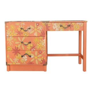 Retro Drexel Writing Desk