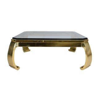Mid -Century Mastercraft Coffee Table For Sale