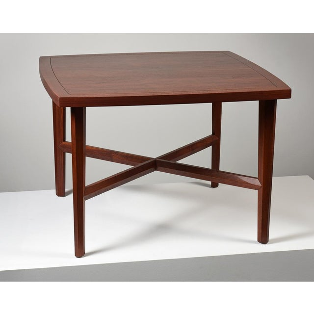 Brown George Nakashima Coffee Table for Widdicomb, 1950s For Sale - Image 8 of 8