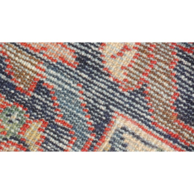"""Antique Persian Sultanabad Rug - 7'5"""" X 10'2"""" - Image 4 of 4"""