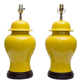 Image of Asian Modern Table Lamps