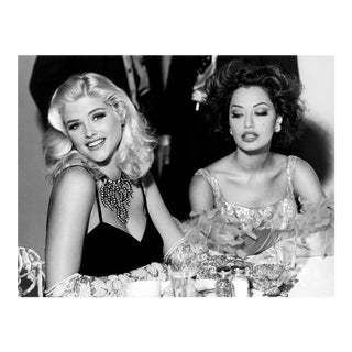 'Anna Nicole Smith: Guess Campaign 1992 -Homage to Jane Mansfield' Photograph