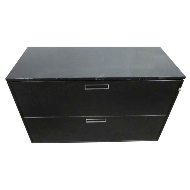 Locking Lateral File Cabinet For Sale