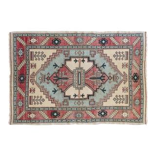 "Turkish Erenay Wool Rug - 5'5"" x 7'5"""