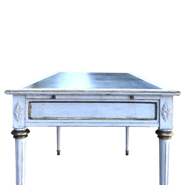Early 19th Century 19th Century Gustavian Writing Desk For Sale - Image 5 of 10