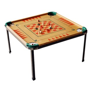 Game Board Coffee Table For Sale